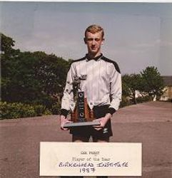 B.I. Player of the Year, 1987