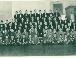 1934 Cubs and Scouts