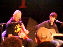 Dick Dale and son Jimmy