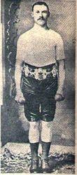 Joesy the Jumper. 1880s.