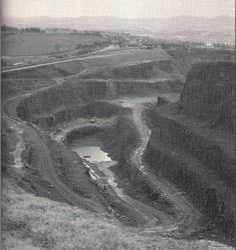 Rowley Quarry. 1988.