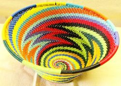 Telewire Coneshaped Basket