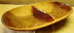 Wood & Bone Bowl