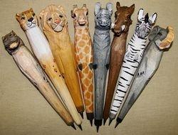 Animal Pen Wood