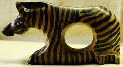 Napkin Ring Zebra