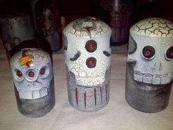 skulls family