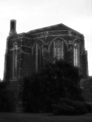 Church at Twilight