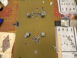 Scenario 3 - Surrounded ! 1