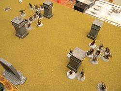 Scenario 3 - Surrounded !  2