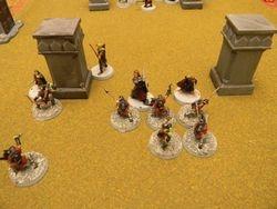 Scenario 3 - Surrounded !  3