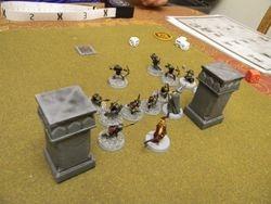 Scenario 3 - Surrounded !  4