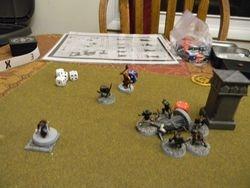 Scenario 3 - Surrounded !  5
