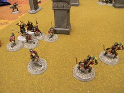 Scenario 3 - Surrounded !  6