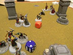 Scenario 4 - Battle in Balin's tomb 2