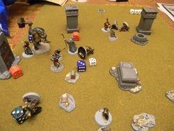 Scenario 4 - Battle in Balin's tomb 3