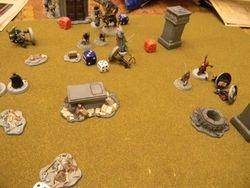 Scenario 4 - Battle in Balin's tomb 4