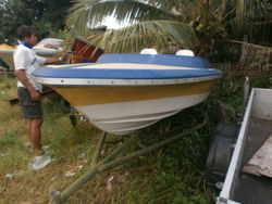 Speed boat 1