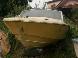 SUZUKI Speed boat