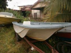 Boat Catamaran