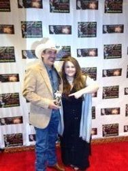Red Carpet with Host Josie Passantino 2015 Country Blast Radio Award Show