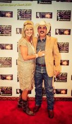 Red Carpet Arrival @ 2015 Country Blast Radio Award Show