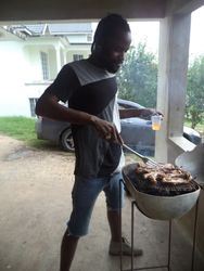 Bold Home Cook Out