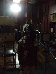 Wildfire Album Session Nov 26_28_2015 Roland Burrell At Tuff Gong Recording Studio