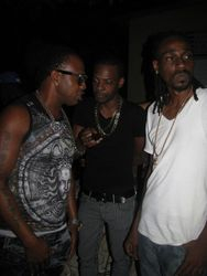 Knocklife and Mr Lex