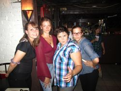 July 2012 @ The DH- Hell's Belles