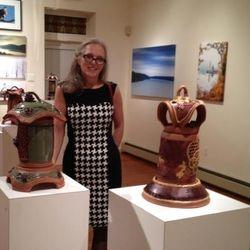 Martha Boshart at Pomona Gallery