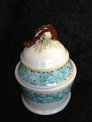 Frog Wish Pot