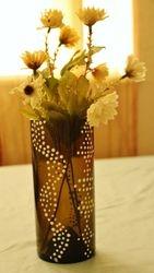 Flower Vase Dots