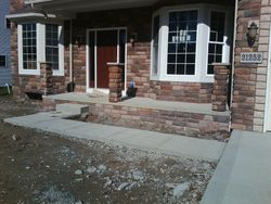 Stone Completion/Concrete