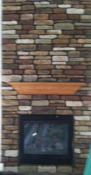Interior Fire place