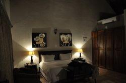 My lodging at main camp