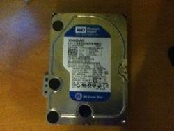 Dell's hard drive