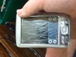 Broken Palm Zire 72