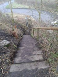 These steps hadn't been seen for years.