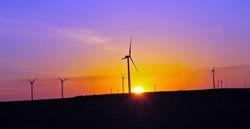 Wind Farm, near Minco, OK