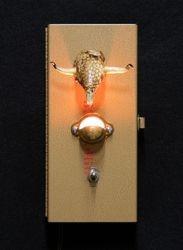 Horned Armadillo Lamp