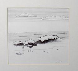 Gully Drawing