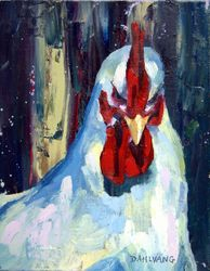 Chickn (oil)