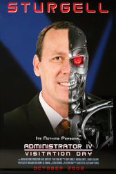 Retirement Movie Poster for FAA Administrator