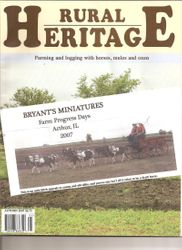 Rural Heritage Magazine