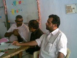 GMT Office Br.Secretary & President