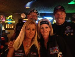 Bike Night at O'Learys in Bullhead City, AZ