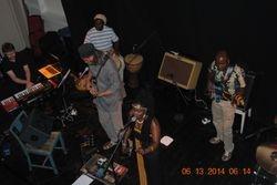 Busi and Band live