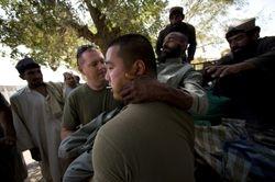 Medics in Marjah