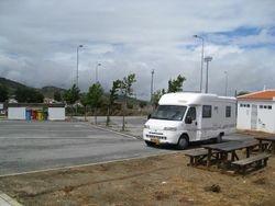 Camperplaats Torre de Moncorvo