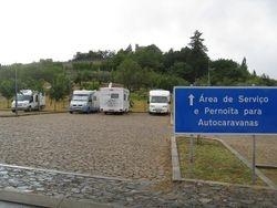 Camperpaats Braganca